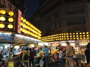 Night Market in Taiwan